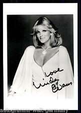 Linda Evans Top foto originale firmato tra l'altro Denver clan + G 9266