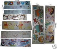 Große Kinder Wandsticker Möbelsticker Wandtattoo Disney und andere