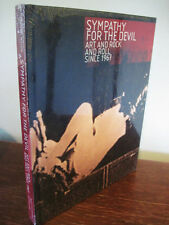 SEALED 1st Edition thus SYMPATHY FOR THE DEVIL Dominic Molon ART Rock n Roll