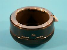 Nikon F M2 Macro Extension Ring