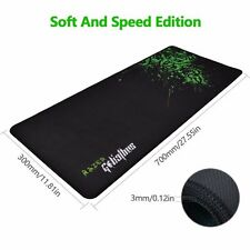 700*300*3MM Razer Rubber Goliathus Speed Game Mouse Pads Mat Large XL Size USA