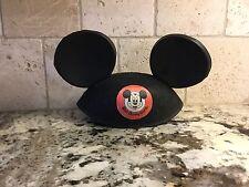 Vintage Walt Disney World Mickey Mouse Ears  Beanie Cap Youth - Rachel