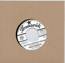 ERMA FRANKLIN-I GET THE SWEETEST FEELING / LAVERNE BAKER-I'M THE ONE TO DO IT