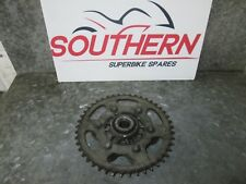 DUCATI MONSTER 696 2009 REAR SPROCKET AND CARRIER