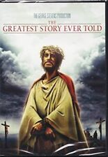 The Greatest Story Ever Told (DVD) - NEW!!