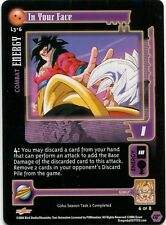 In Your Face L3-6 Dragonball Gt Dbz Non-Foil Promo Card