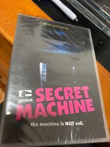 Globe Secret Machine Dvd Surfing Brand New Sealed