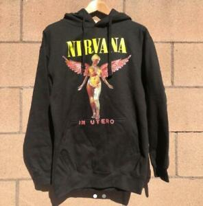 (Officially Licensed) Nirvana InUtero Hoodie