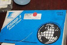 Tsubaki Rs08B-3, Triple Roller Chain, 10', New in Box