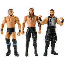 3x WWE NXT Austin Aries Baron Corbin Kevin Owens Wrestling Action Figure Toy Set
