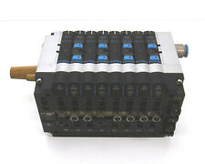Festo Ventilinsel CPV14-GE-ASI-8E8A-Z-M8 187716 + 4x161361+ 4x 162550