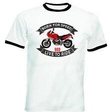CAGIVA GRAN CANYON 900-Nuova T-shirt Cotone-Tutte le taglie in magazzino