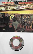 THE BEATLES  Movie Medley / I'm Happy Just To Dance With You  45 with PicSleeve