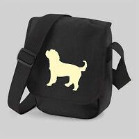 Cockapoo Cockerpoo Bag Dog Walker Shoulder Bags Birthday Gift Cockapoo Dog Bag