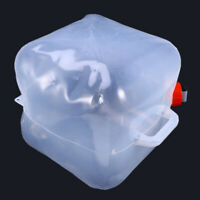 20L Outdoor Foldable Bucket Portable Water Storage Container for Hiking Hunting