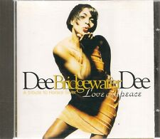 CD ALBUM 13 TITRES--DEE DEE BRIDGEWATER--LOVE AND PEACE - TRIBUTE HORACE SILVER