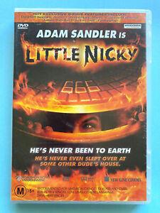 Little Nicky 🎬 DVD Region 4 PAL 🎬