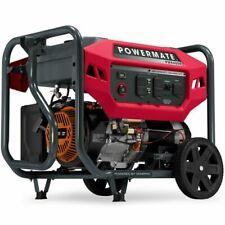 Powermate P0080300 Portable Generator 7500 W