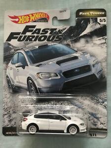Hot Wheels - '16 Subaru WRX STi - Fast & Furious - Fast Tuners - Car Culture