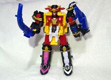Power Rangers Ninja Steel Megazord / Dragon MegaZord / 5 zords when apart