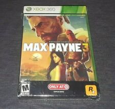 Max Payne 3 + Grand Theft Auto IV Platinum Hits Edition  (Xbox 360)  DOUBLE PACK