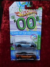 2009 Hot Wheels Cars Of The Decades/Faster Than Ever Corvette ZR1 2 Pack