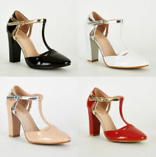 Mary Janes Unbranded Wet look, Shiny Heels for Women