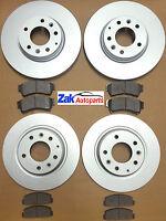 Mazda 6 1.8i 2.0i 2.0 2.2 CD 2.5i Sport 08-12 Front & Rear Brake Discs & pads