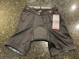 Zoic Padded Liner Shorts Size Medium *new*