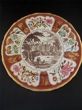 Decorative Masons Pottery Dinner Plates