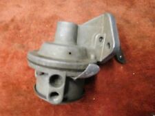 1962 1963 1964 1965 1966 1967 1968 Chevrolet 6 Cylinder Fuel Pump 6790 194 230
