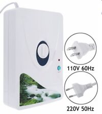 Good Ozone Generator Air Purifier Water Food 110V/220V 600mg/h New