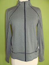 Champion, Gray Athletic Hoddie Running Sweatshirt, SZ M