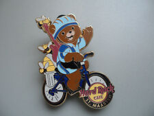 Hard Rock Cafe St Maarten 2011 - Bicycle Bear - Local HRC Series Pin