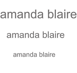 Amanda Blaire Plus Size Style