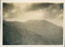 India 1932 Hiking In Kohala View Moshpuri Original Photo 3.5 x 2.5 inch