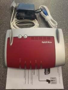 AVM FRITZBox WLAN 7340 Router - KOMPLETT - Neuwertig - Annex A! Nicht für DE