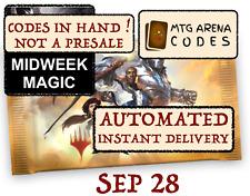 MTG Arena code card FNM / Midweek Magic Promo Pack September 28 -INSTANT MAIL -