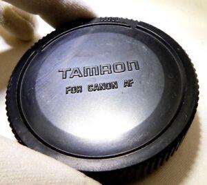 Tamron AF Rear Lens Cap for Canon EF S mount 24-70mm 45mm 70-200mm f2.8 10-24mm