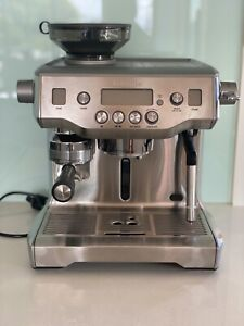 Breville The Oracle Coffee Espresso Machine Stainless Steel BES980BSS