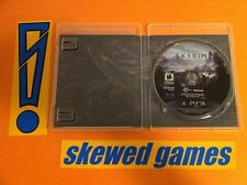 Elder Scrolls V Skyrim Legendary Edition - PS3 PlayStation 3 Sony Game & Case