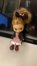 Littlest Pet Shop Blythe with Custom Handmade Clothing From Independent Seller