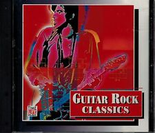 TIME-LIFE - GUITAR ROCK - CLASSICS - 17 SONGS - MINT CD