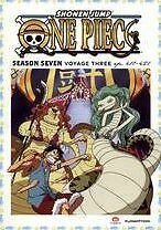 ONE PIECE: SEASON SEVEN - VOYAGE THREE - DVD - Region 1 - Sealed