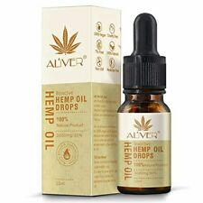 Gouttes d'huile de chanvre 30% haute résistance 3000 mg Extrait de chanvre bio