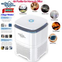 Breathe Easy ELIMINATOR 2000 Personal Air Ionizer #8459 J.S.N.Y New in Box