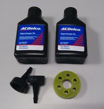 Eaton GM Ford OEM Supercharger Coupler Combo w/2 GM oil