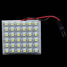 36 LED 3528 SMD Car Light Panel Bulb Lamp Board  T10 Festoon BA9S Adapter White.