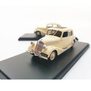 1:43 Vintage Renault Celtaquatre Model Car Diecast Vehicle Collection Gift Beige