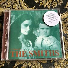 THE SMITHS rare Italian tribute cd album THERE IS A LIGHT THAT NEVER GOES OUT